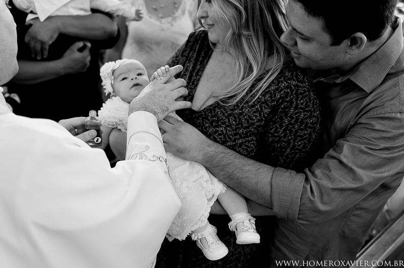 Batizado Mariana
