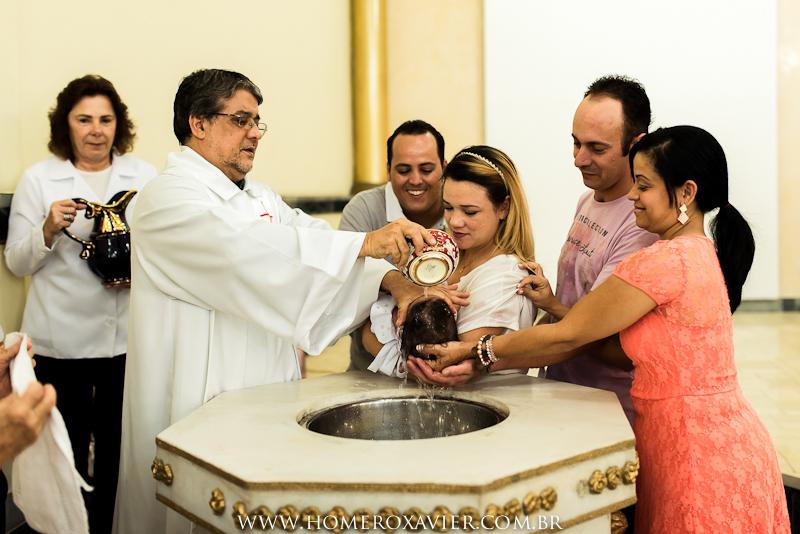 Batizado Gêmeas Carol e Manu