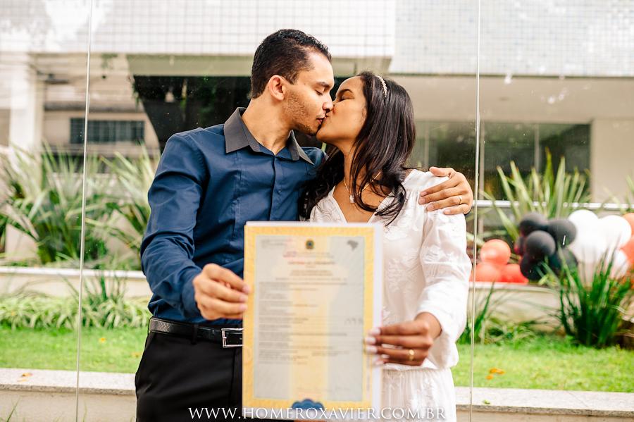Casamento Civil Juliana e Henrique