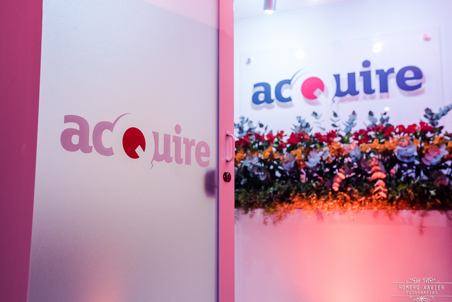 Acquire 20 anos