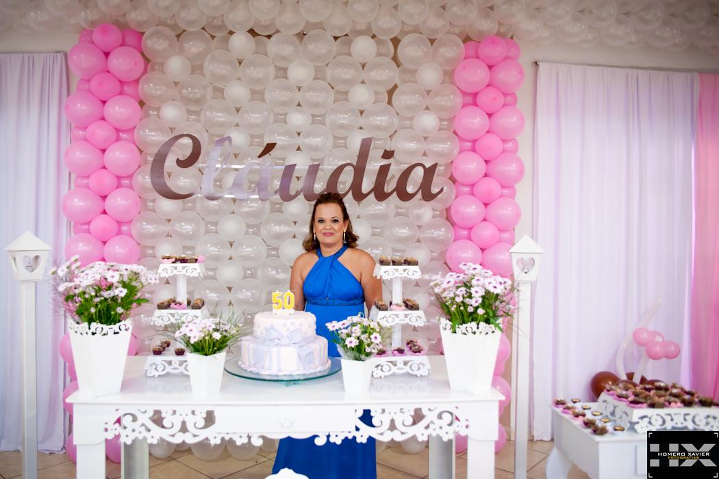 Cláudia 50 anos