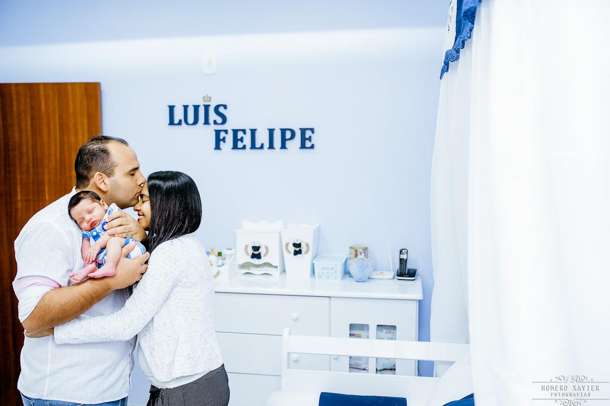 Luís Felipe 13 dias
