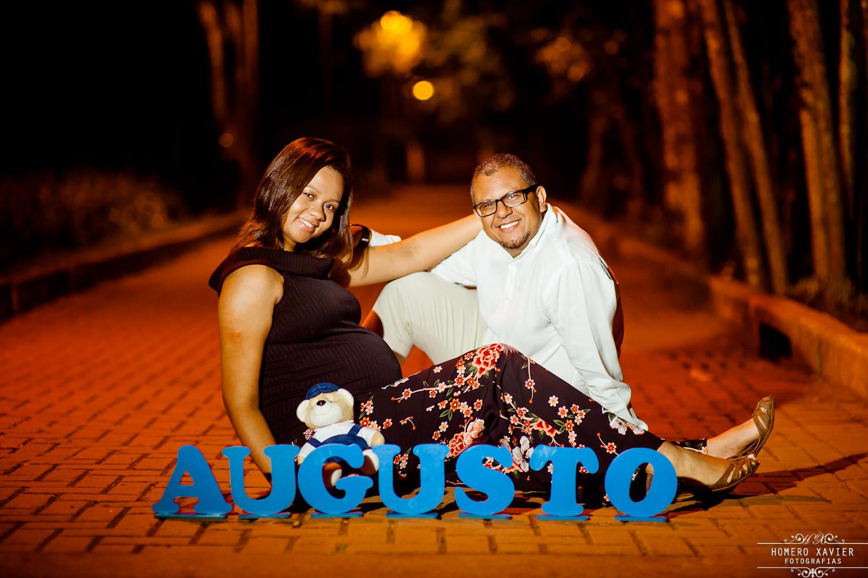 Thais + Arlem = Augusto