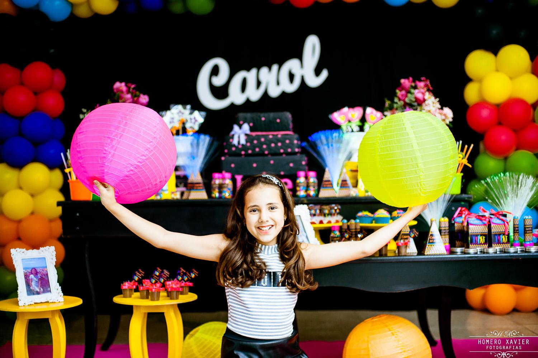 Carol 10 anos