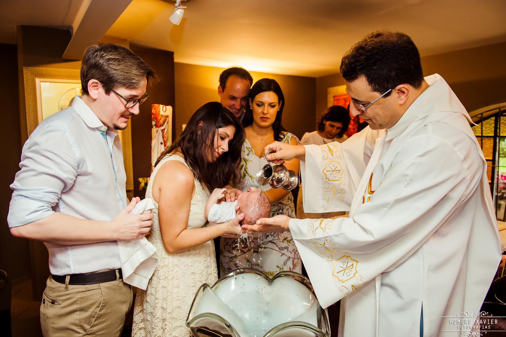 Batizado Vítor