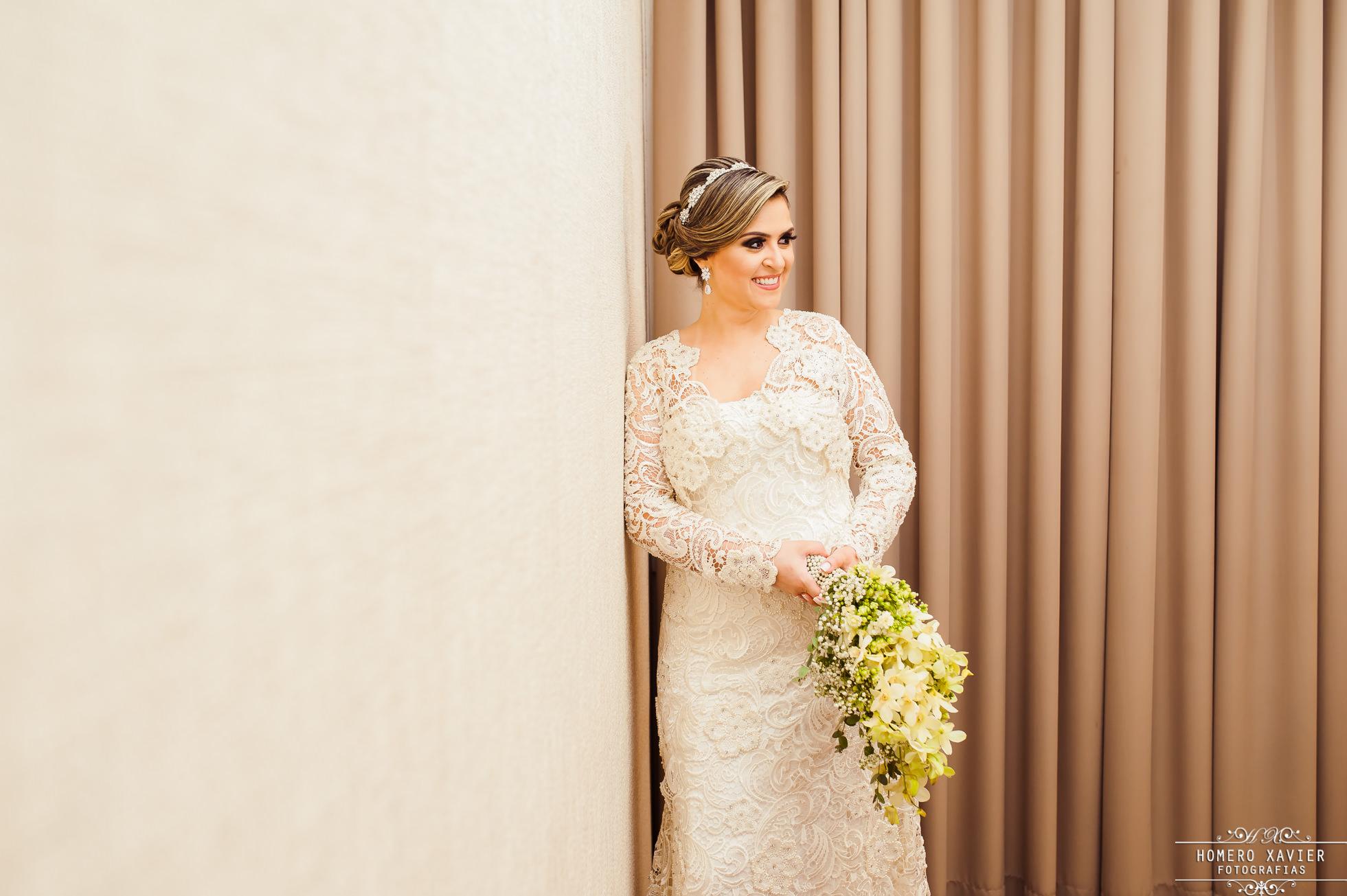 fotografia making off noiva Fernanda Bellone em BH