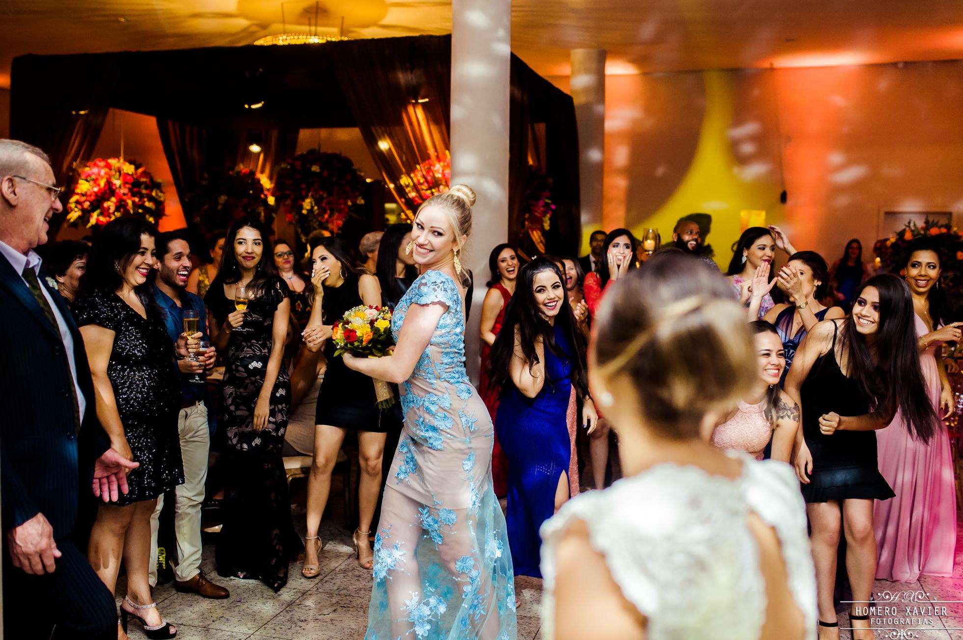 fotografia festa casamento Galli em BH