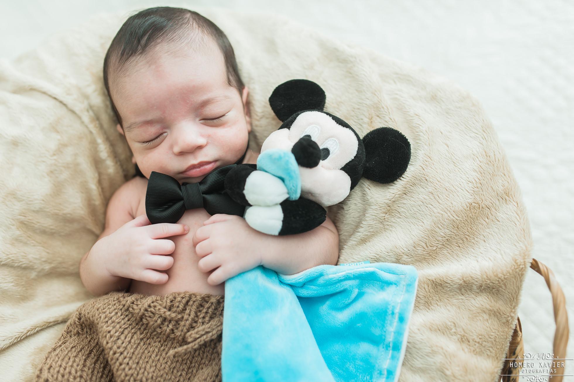 fotografia newborn em Belo Horizonte