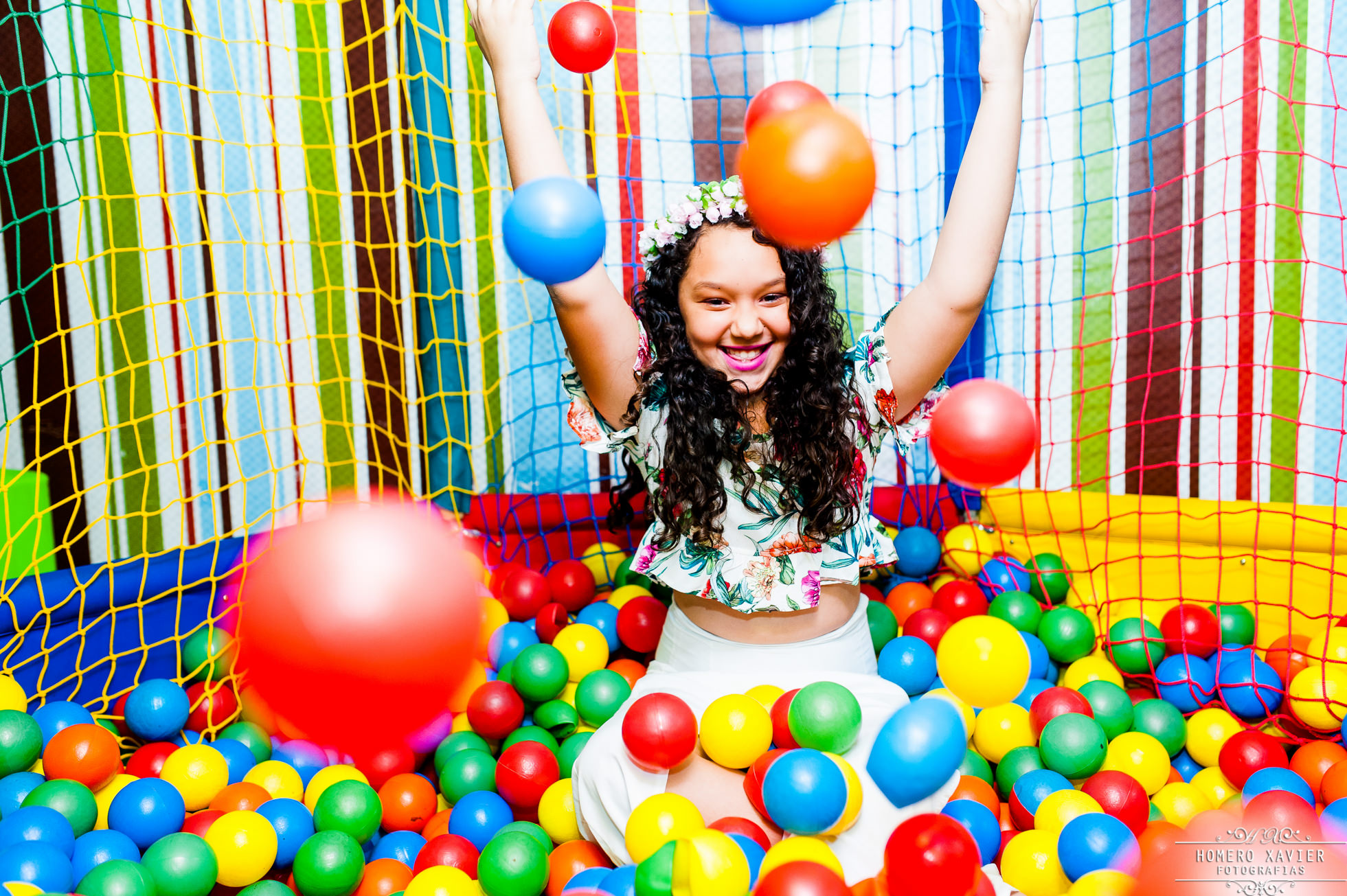fotografia festa infantil Espaco Encanto Festas em BH