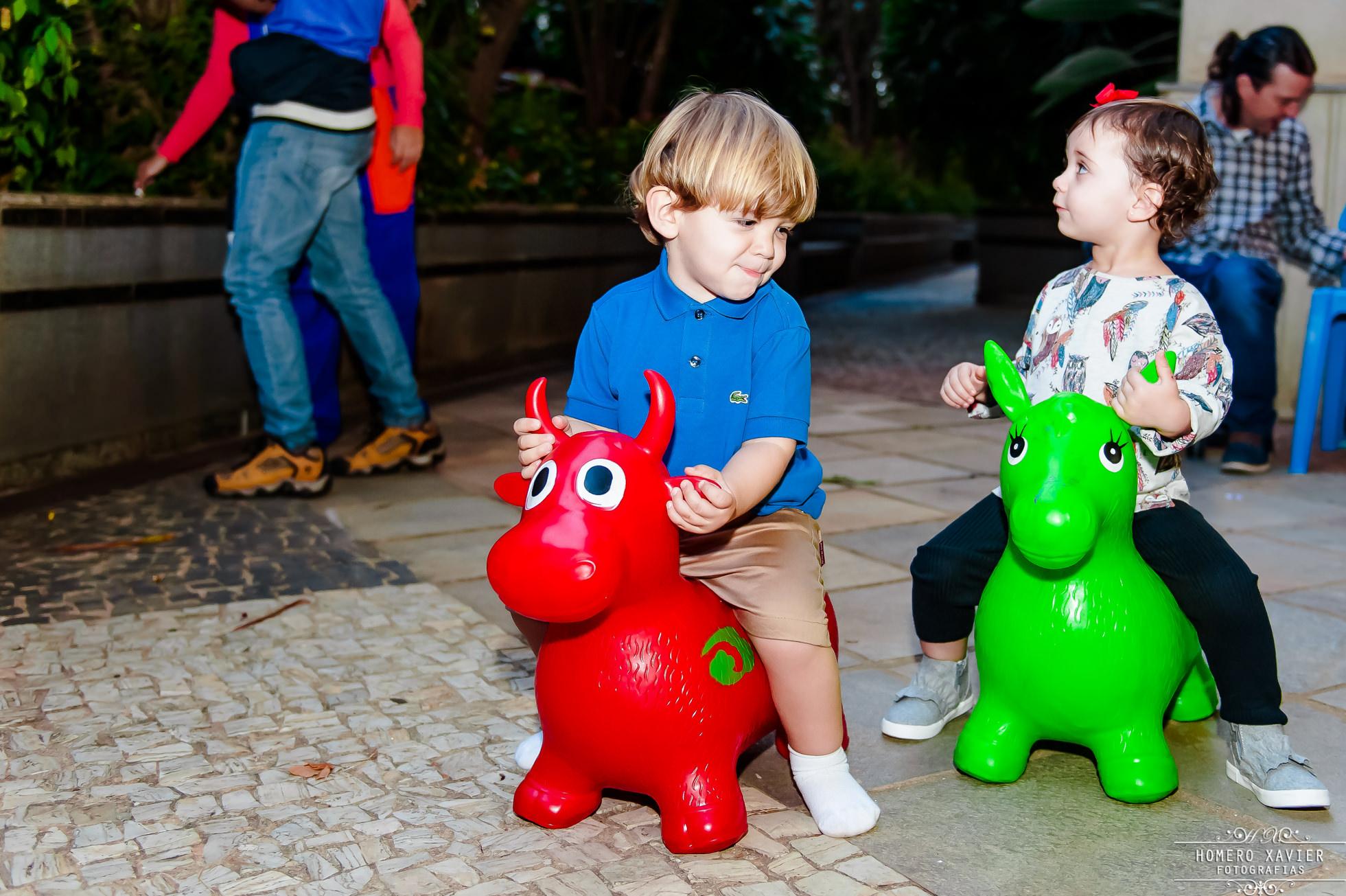 fotografia festa infantil Tema Mundo Bita em BH