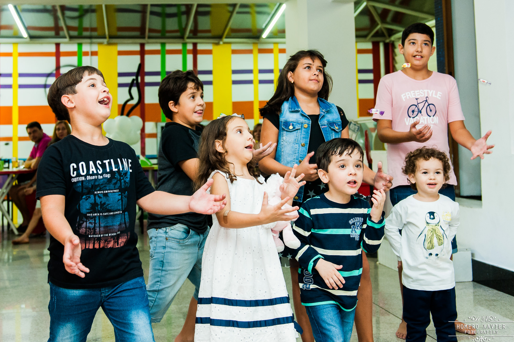 fotografia festa infantil Villa Encantada Buffet em BH