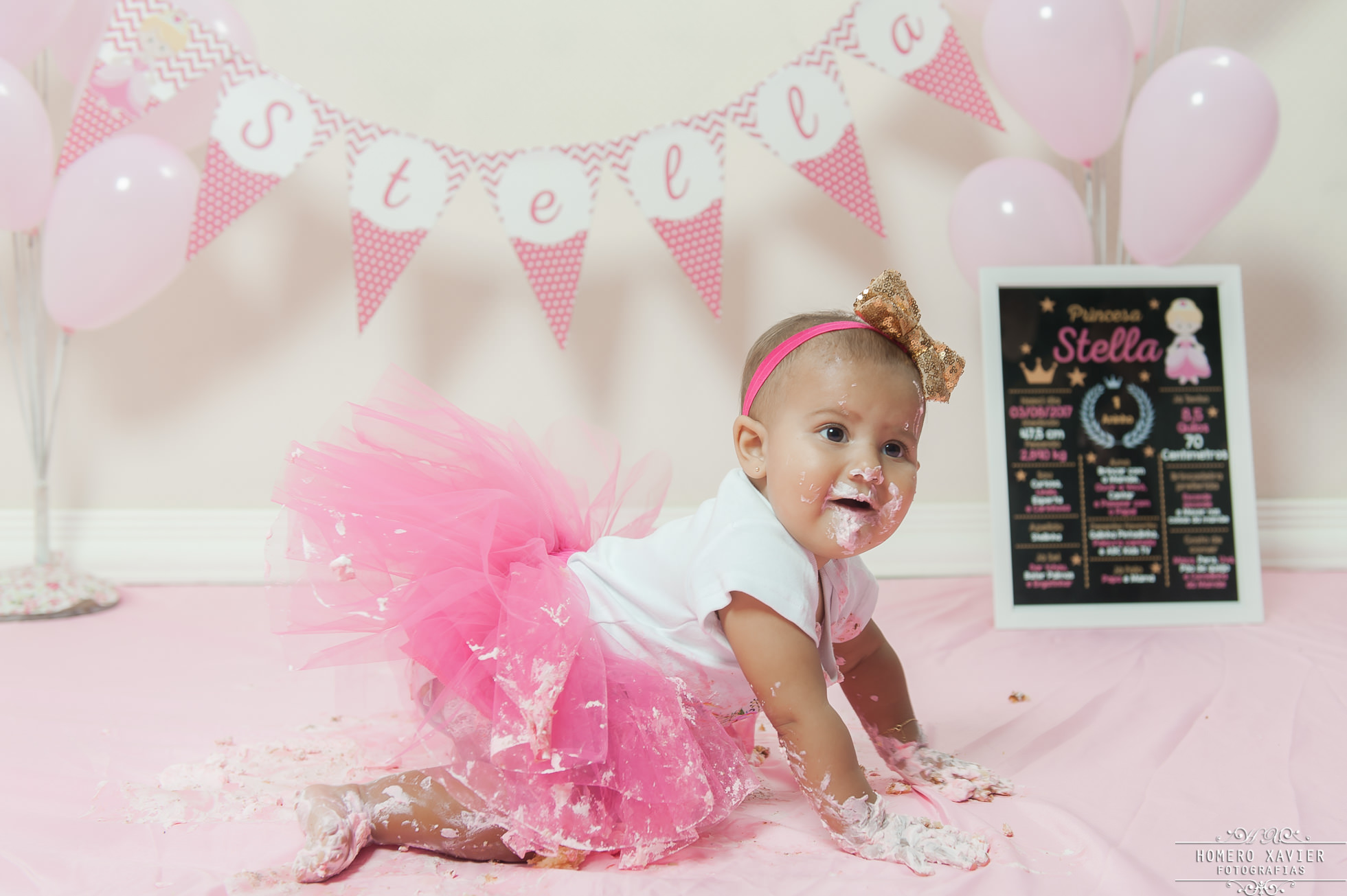 book fotografia infantil smash the cake bh