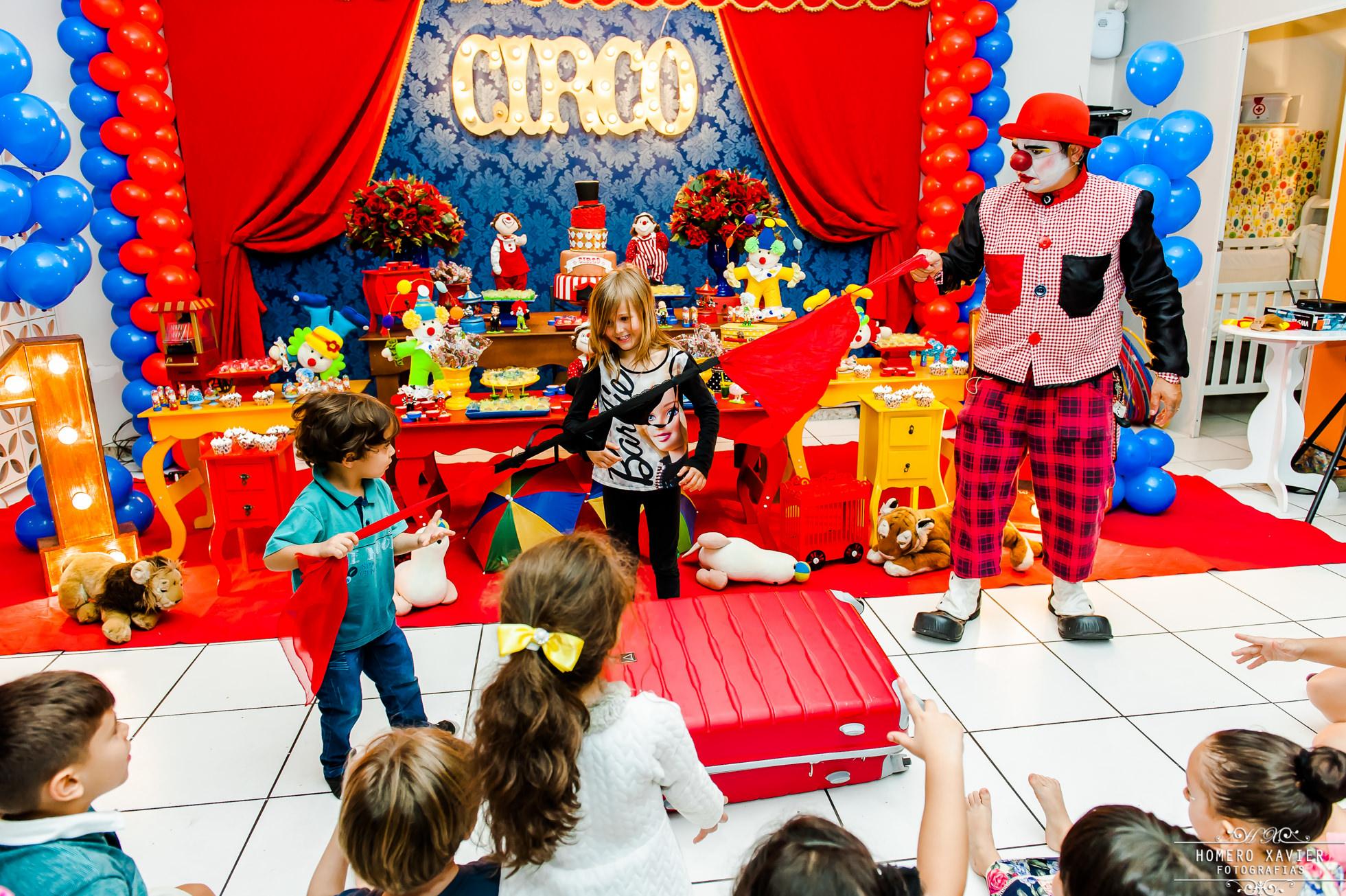 fotografia festa infantil Circo BUFFET Sonho Meu Contagem