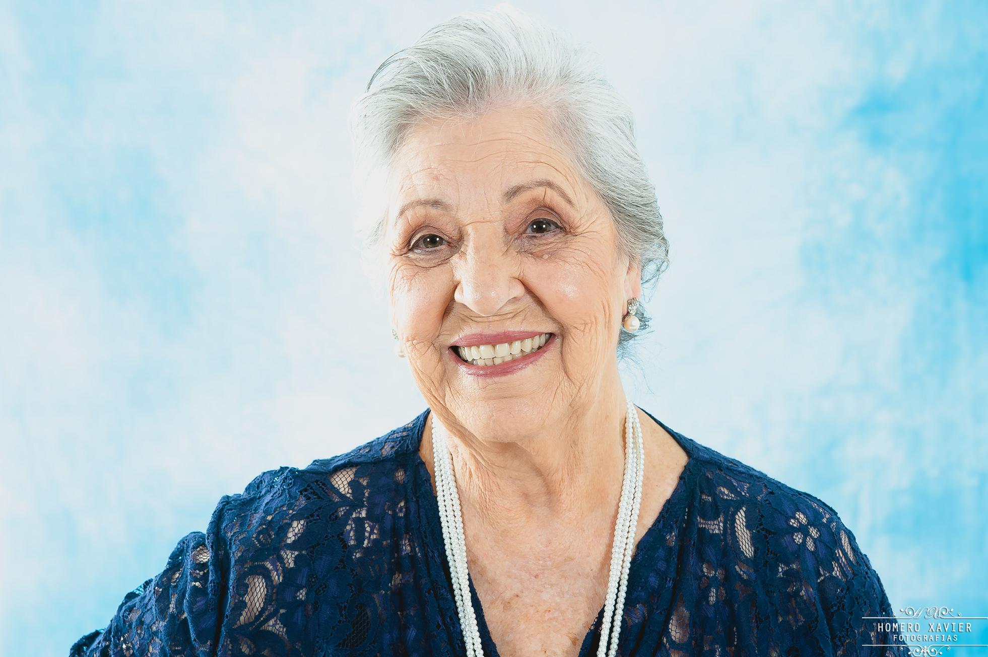 book feminino mulher 90 anos em studio bh