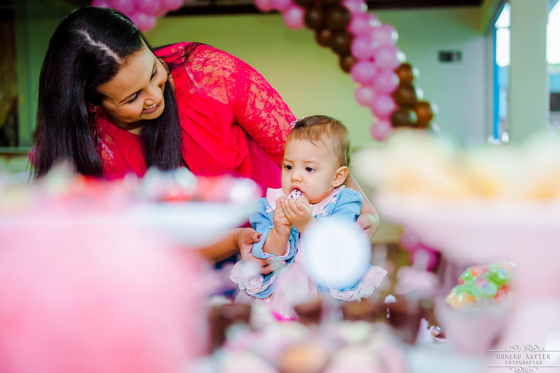 festa infantil ursinho rosa em bh