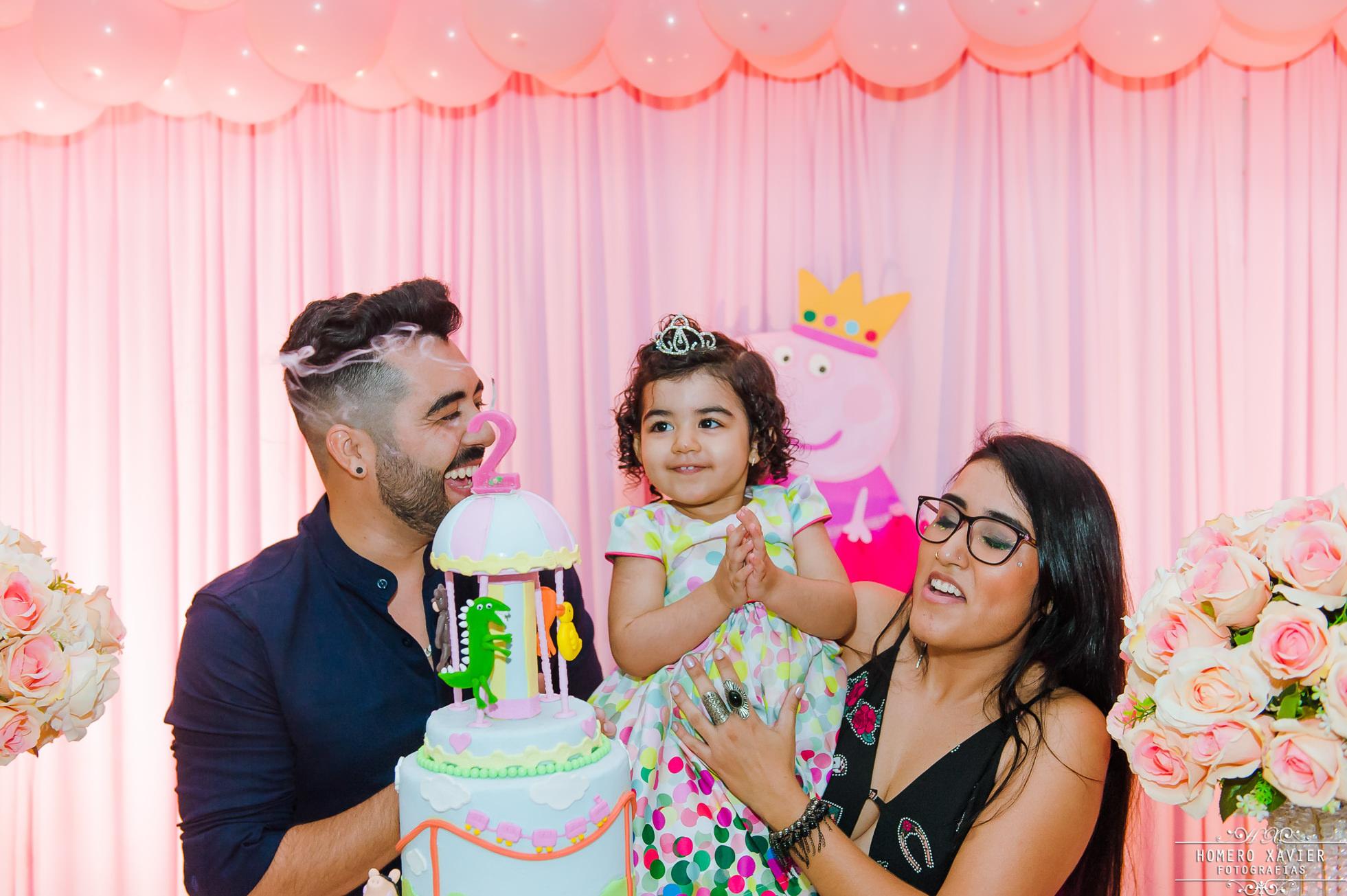 fotografia festa infantil tema peppa pig Tabernaculo Festas BH