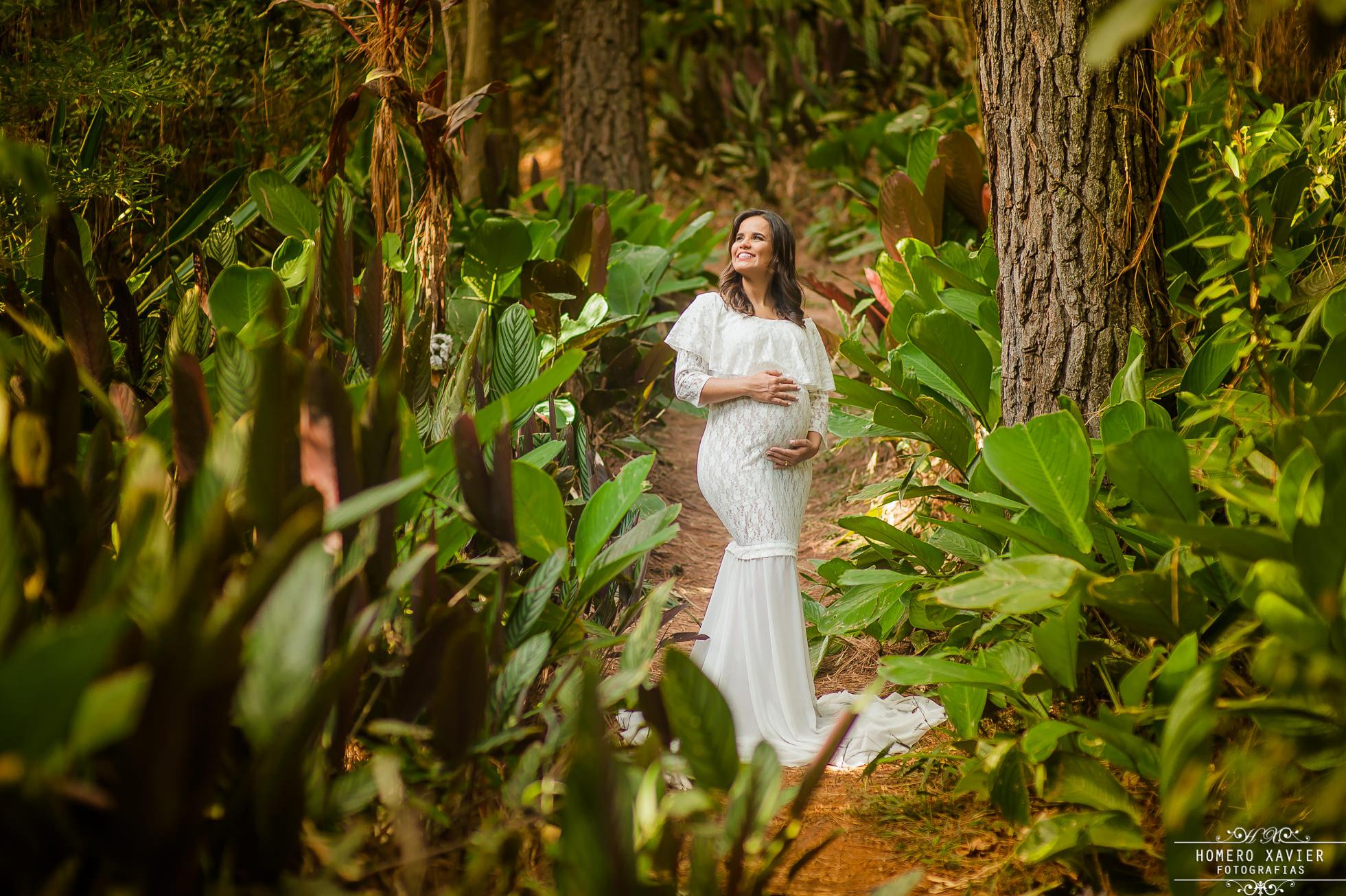 foto book de gravida Parque das Aguas em BH