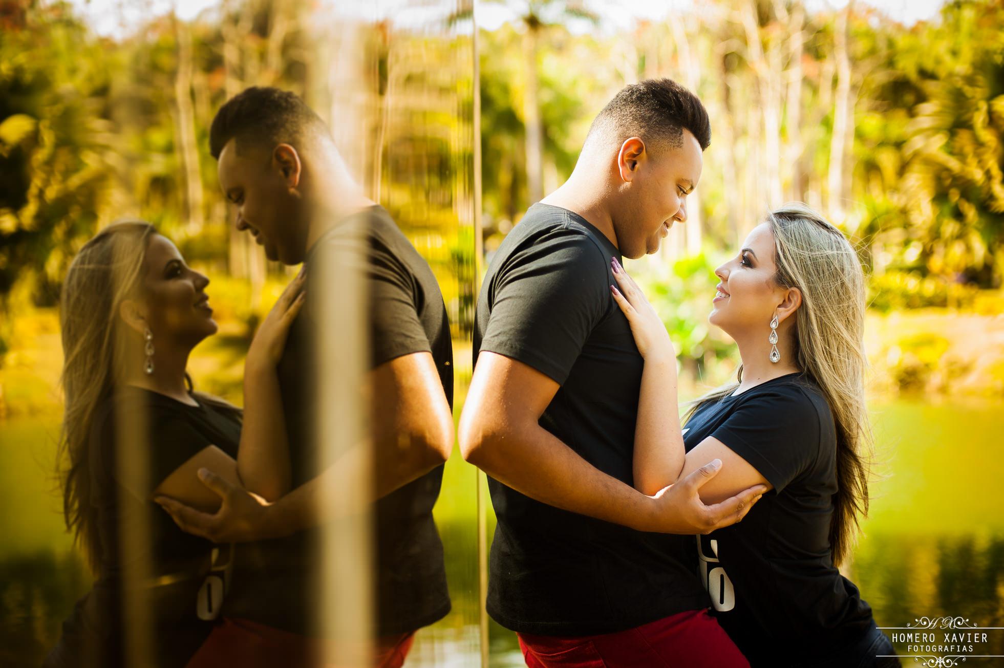 fotografia pre casamento em BH Inhotim