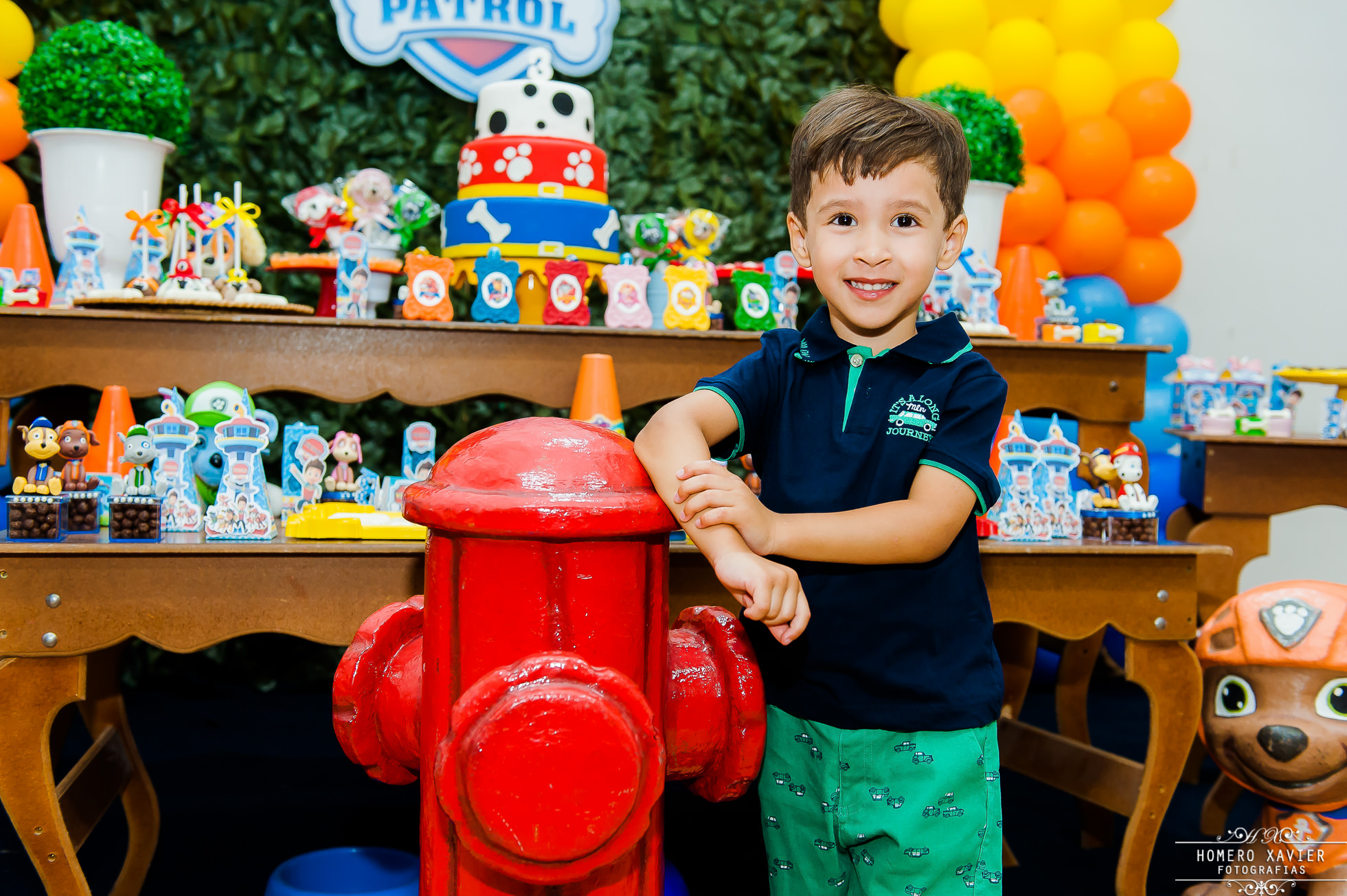 Victor 3 anos