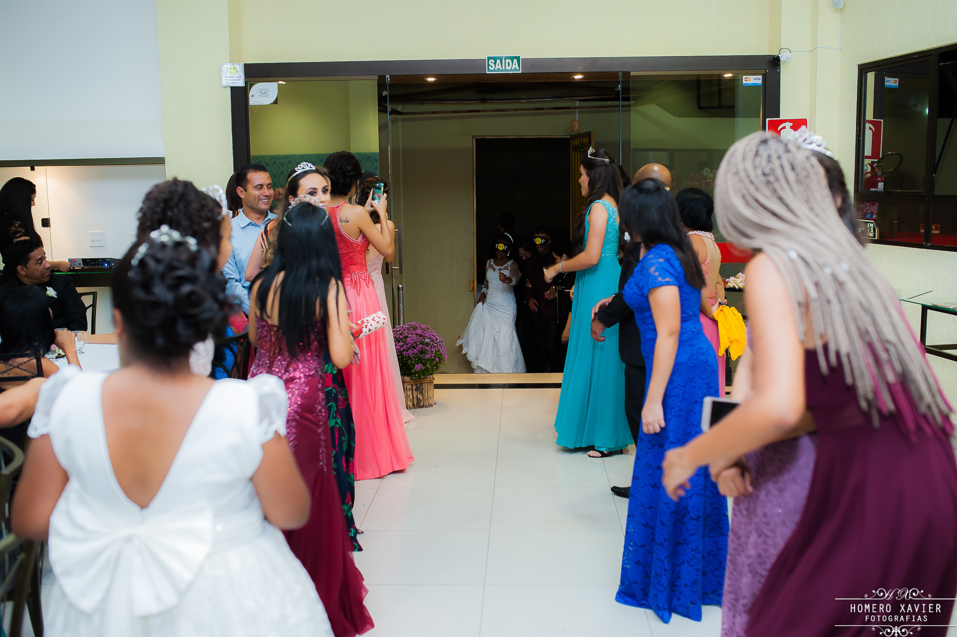 fotografia festa casamento Espaco Genesis em BH
