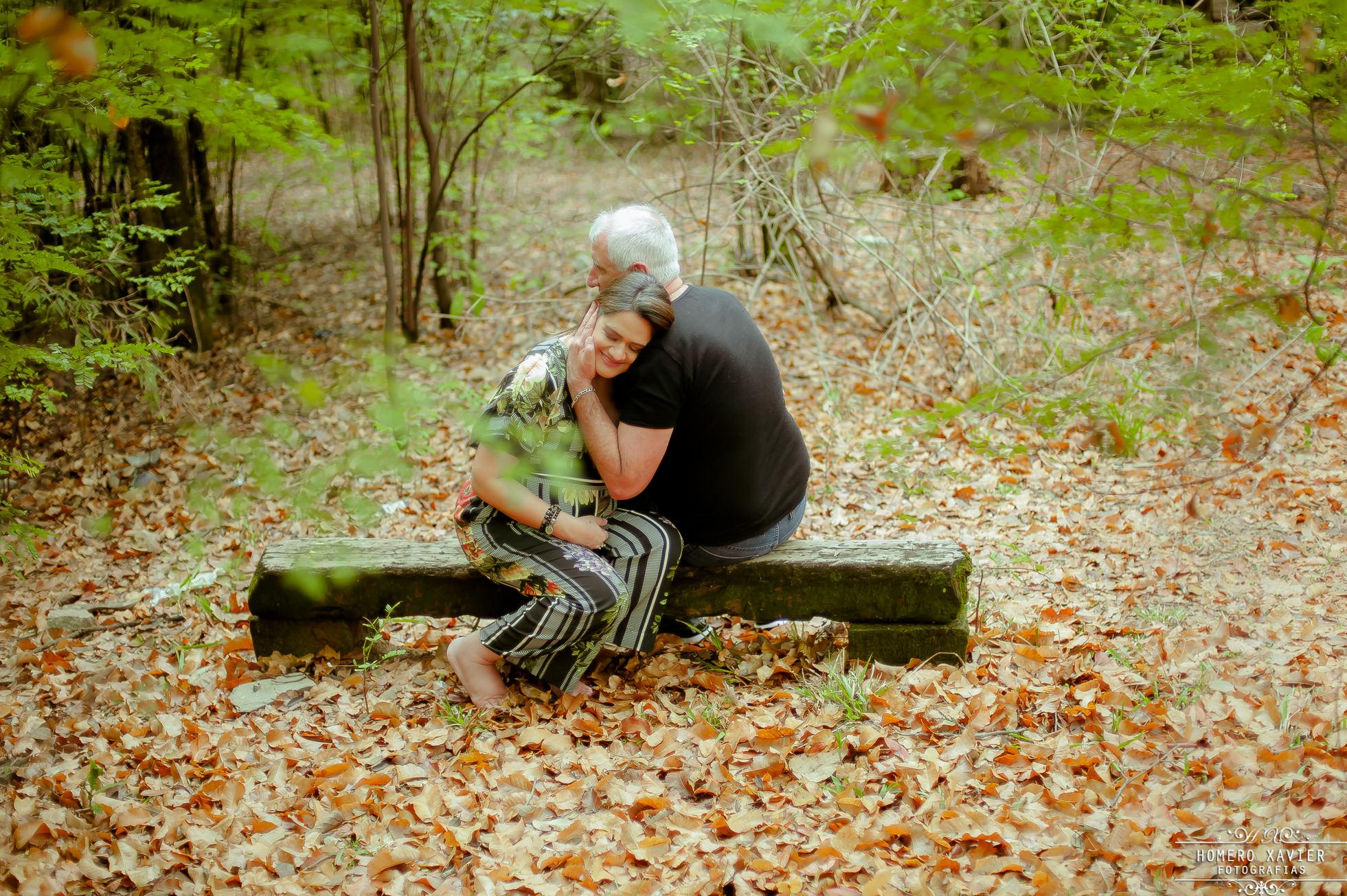 fotografia gestante em parque BH