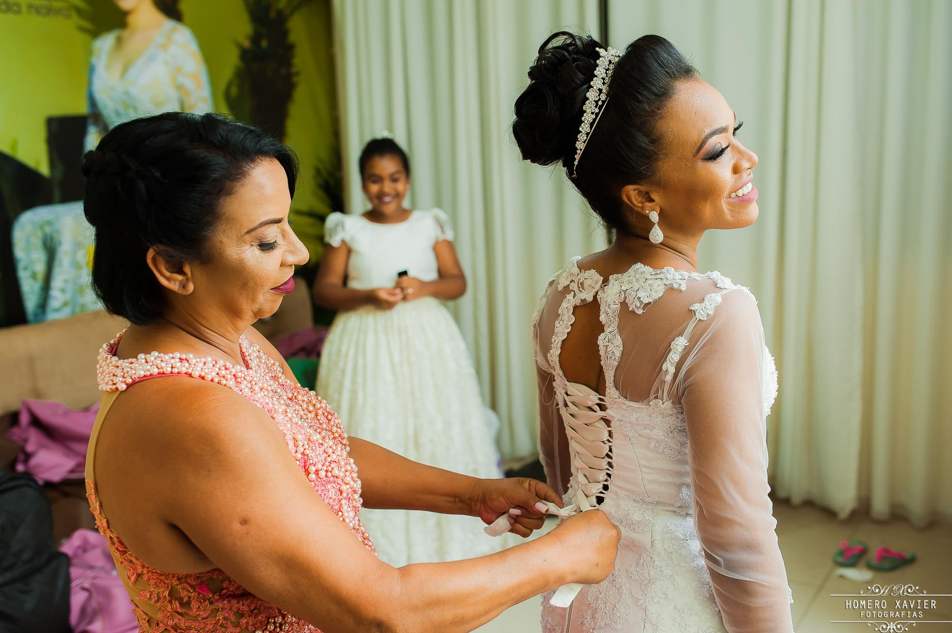 foto making off noiva em BH
