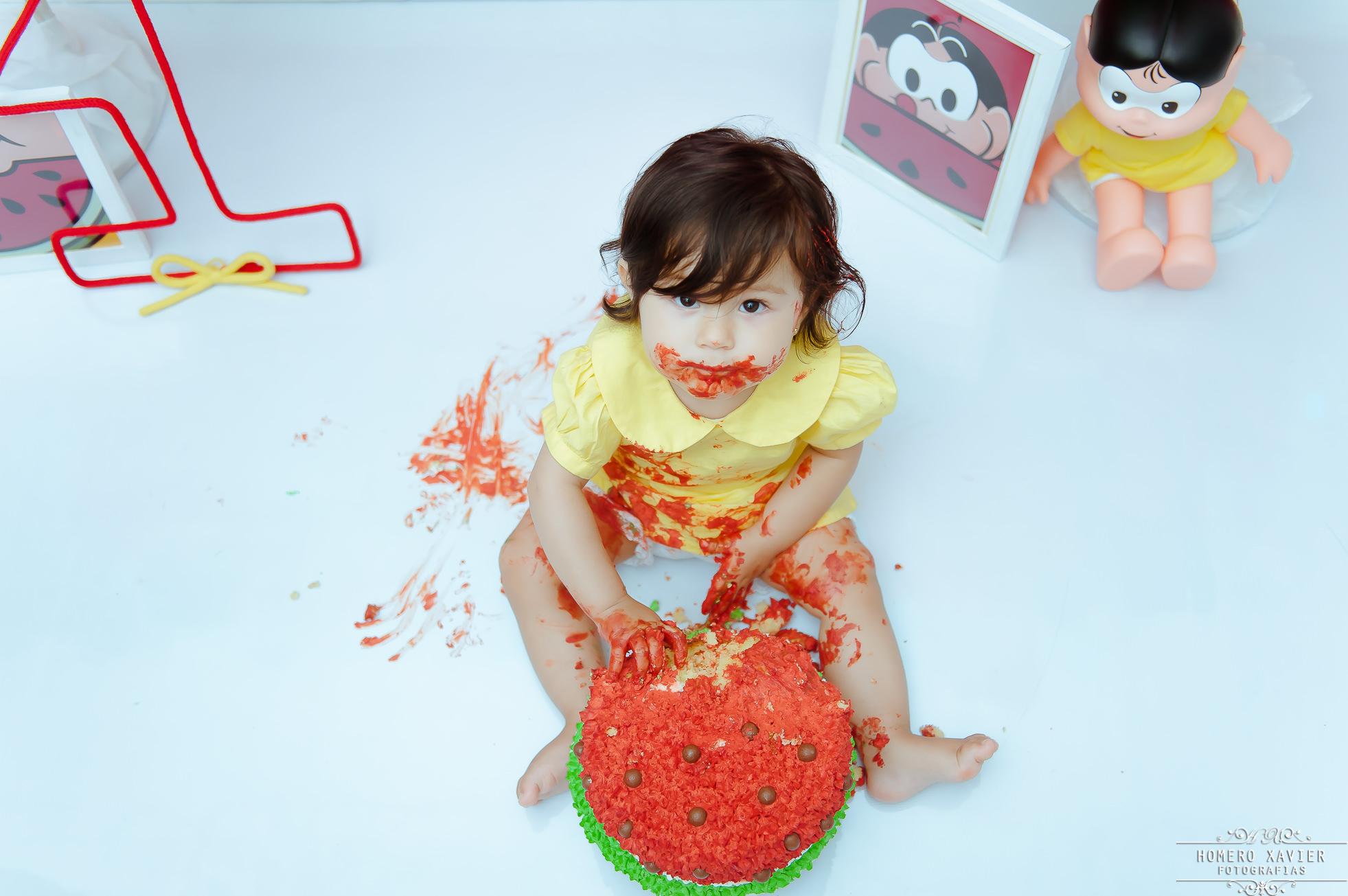 foto smash the cake em BH