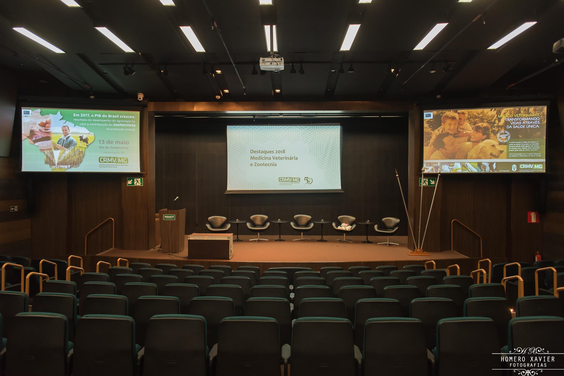 Fotografia de evento empresarial em Belo Horizonte
