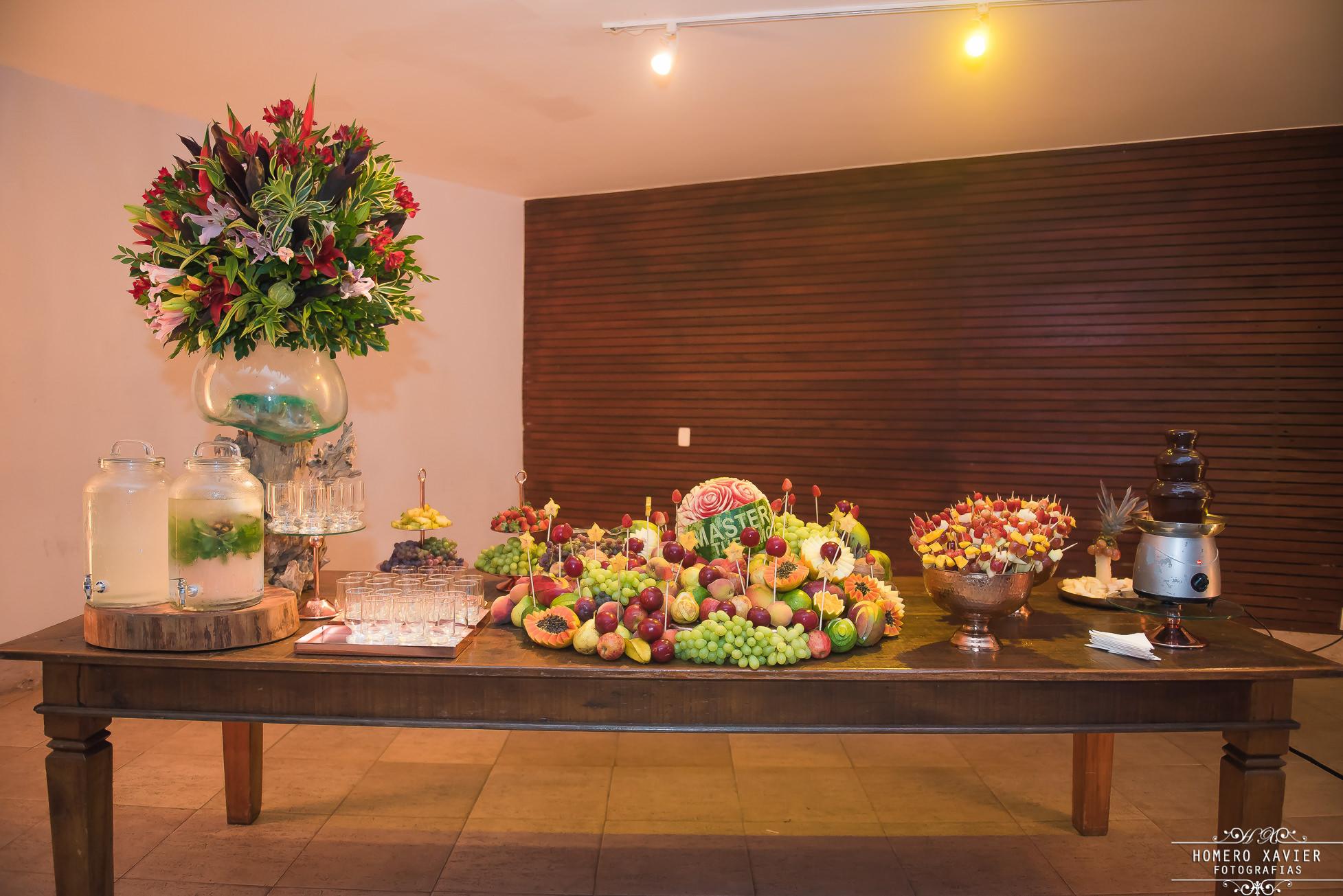 fotografia festa empresarial Master Turismo em BH