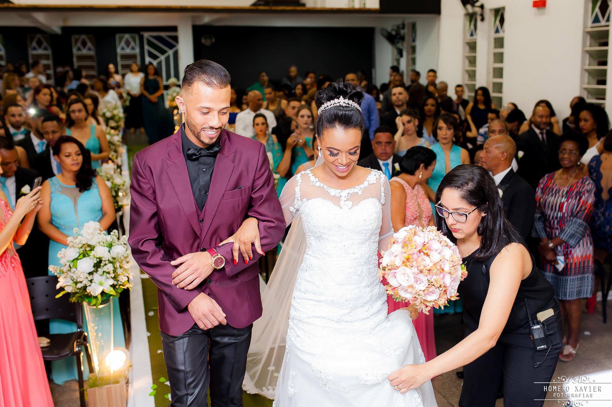 fotografia casamento Igreja Batista Nova Esperanca em bh