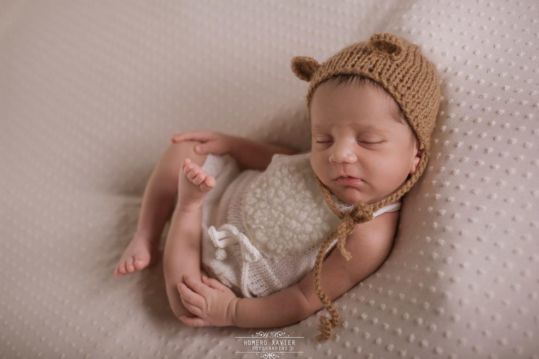 Fotografia de Newborn em Studio em BH