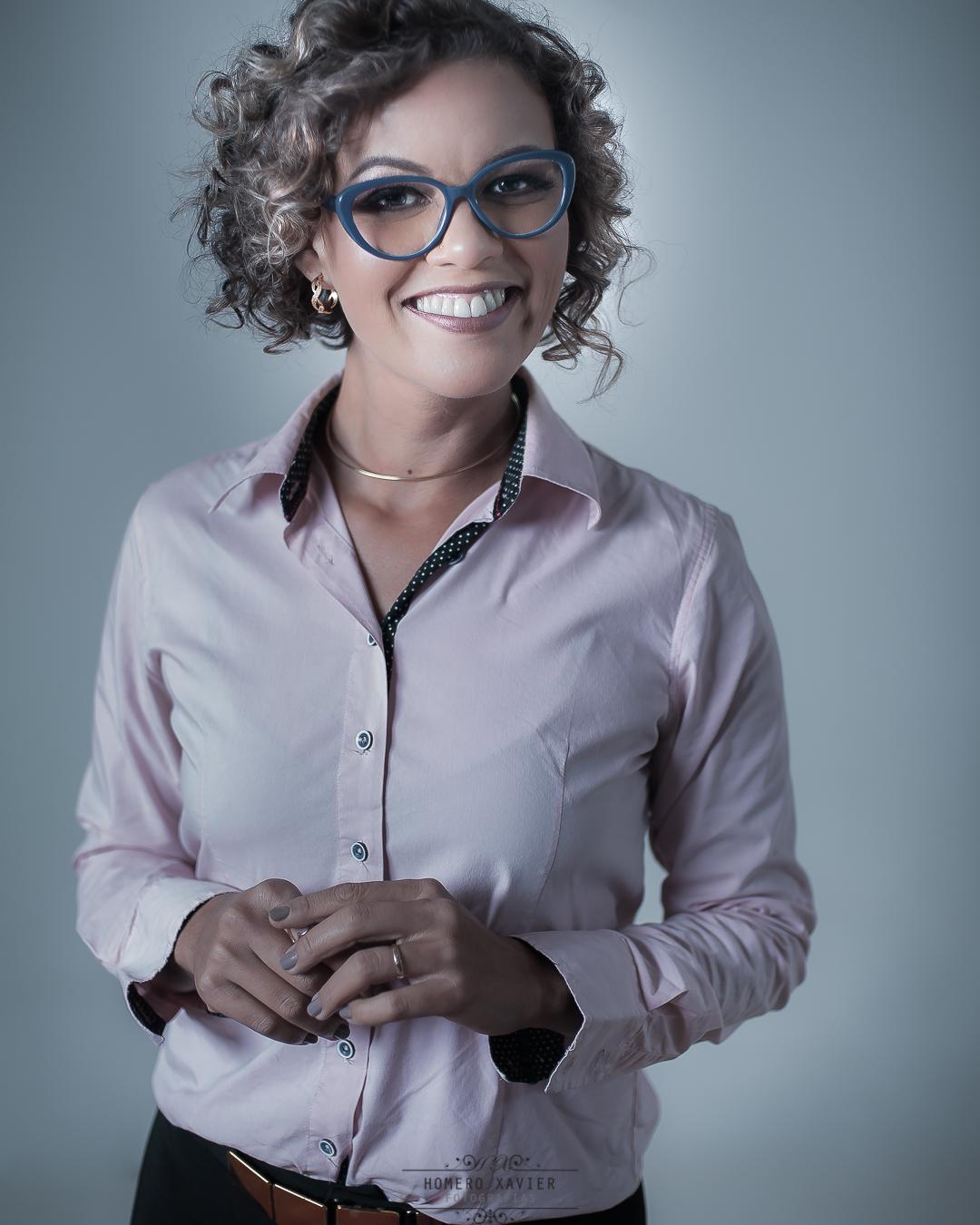 Retratos profissionais em studio em Belo Horizonte