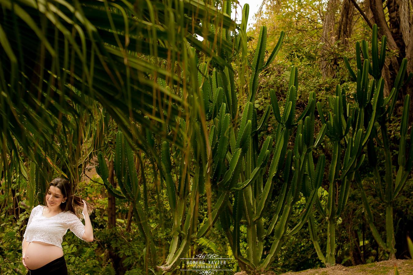book fotografico gestante Parque Cassia Eller BH