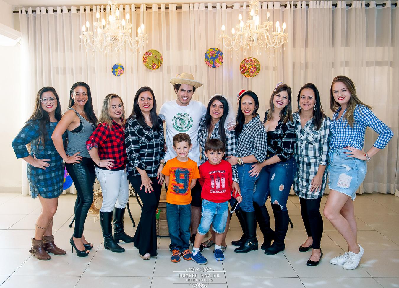 Fotografia Charraiá de panela Espaco em Festa BH