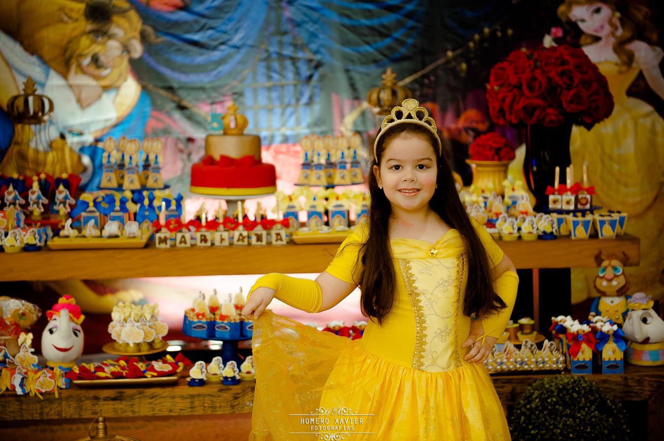 Mariana 5 anos