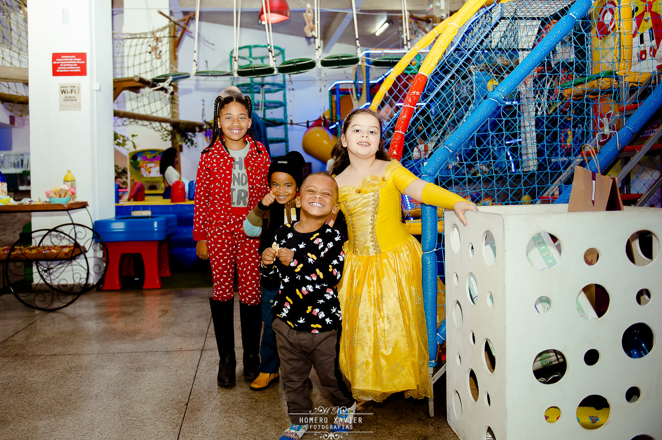 festa infantil Dia de Festa Buffet em bh