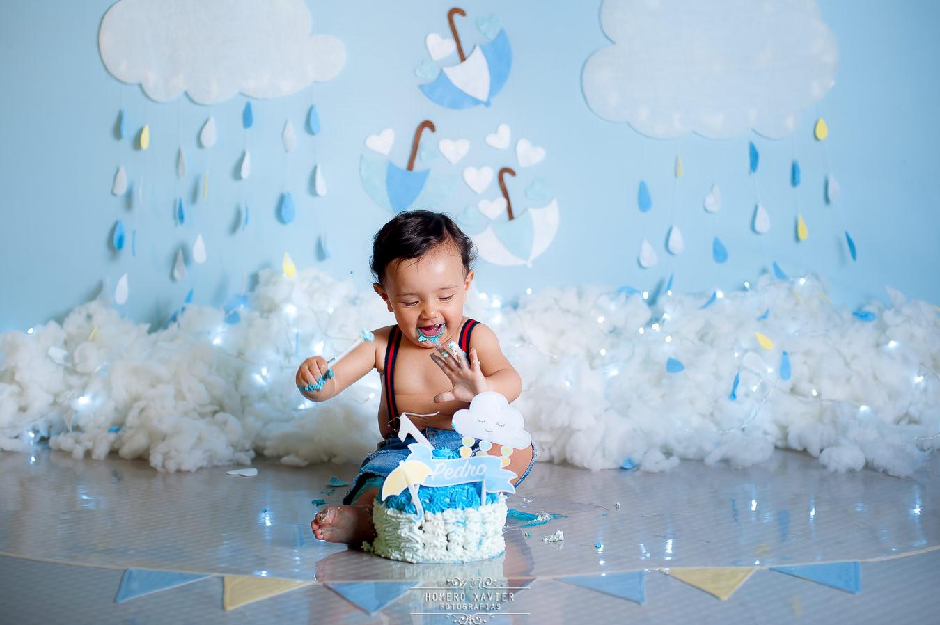 smash the cake chuva de amor em bh