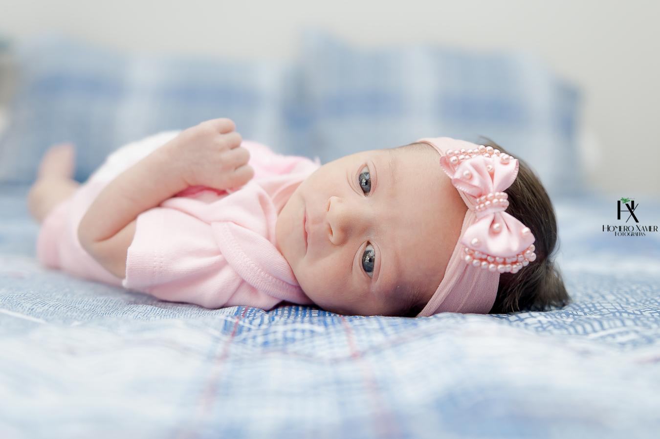 ensaio de newborn em casa em BH