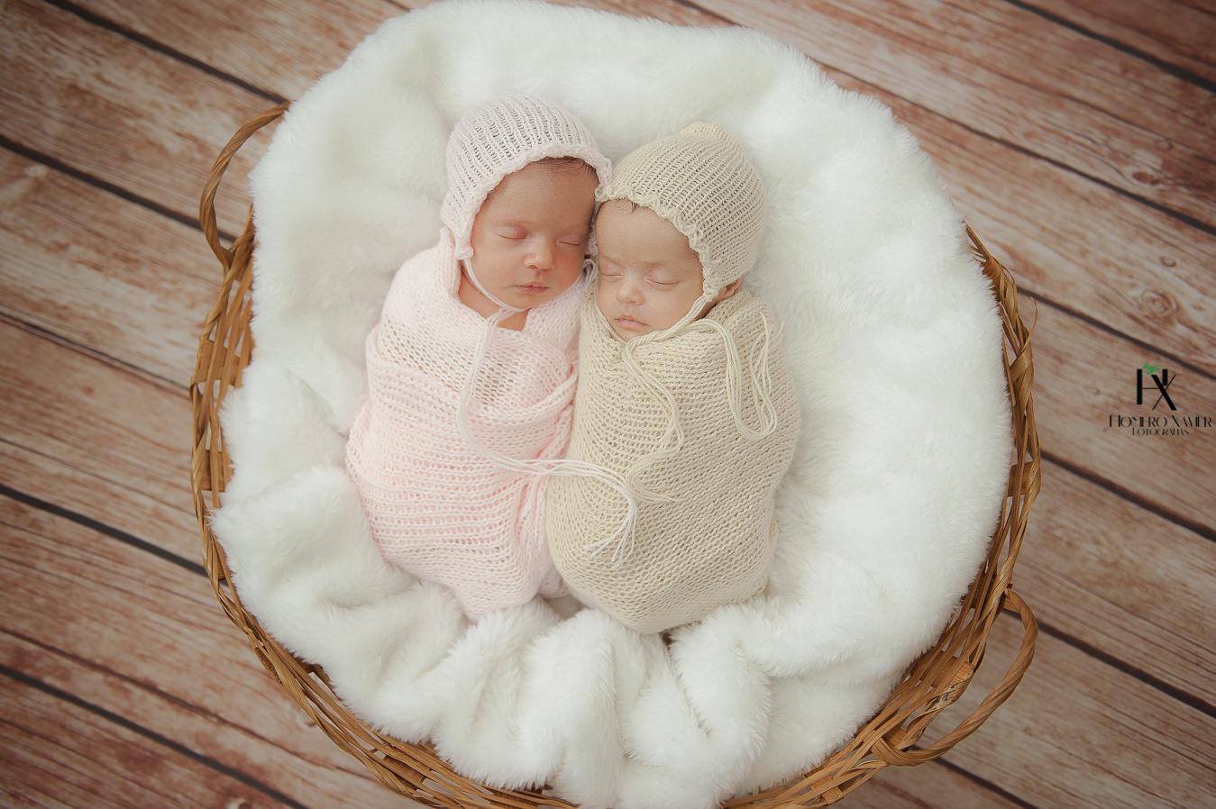 Newborn | Samara e Melissa