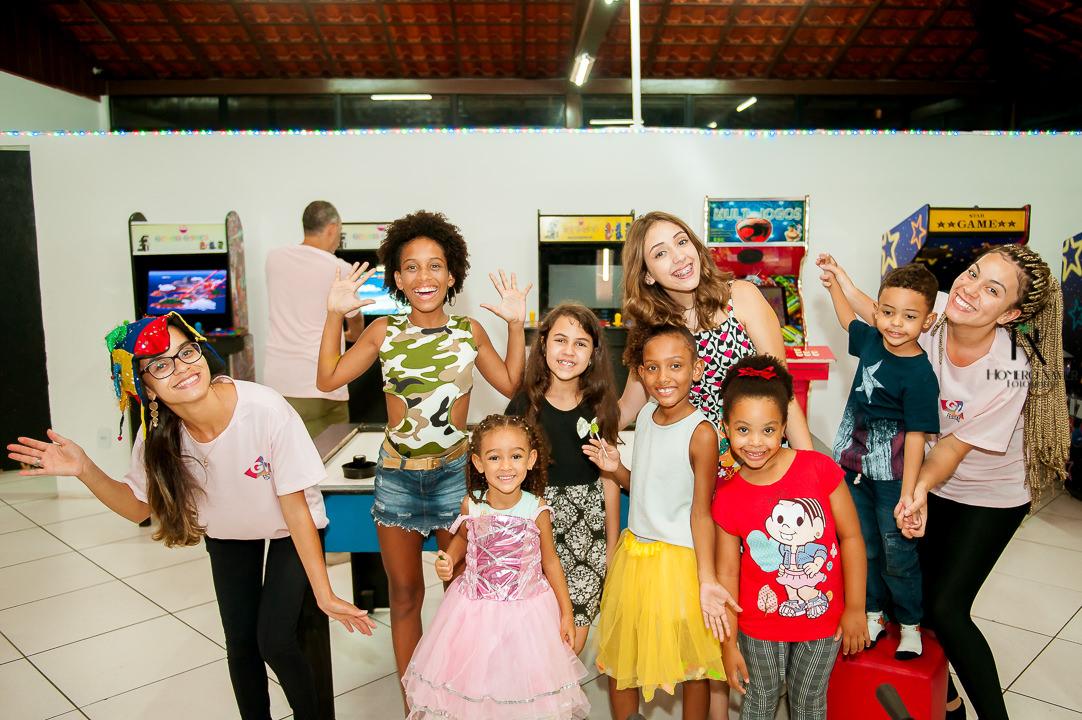 festa infantil GV Festas Tema Mundo Bita em BH