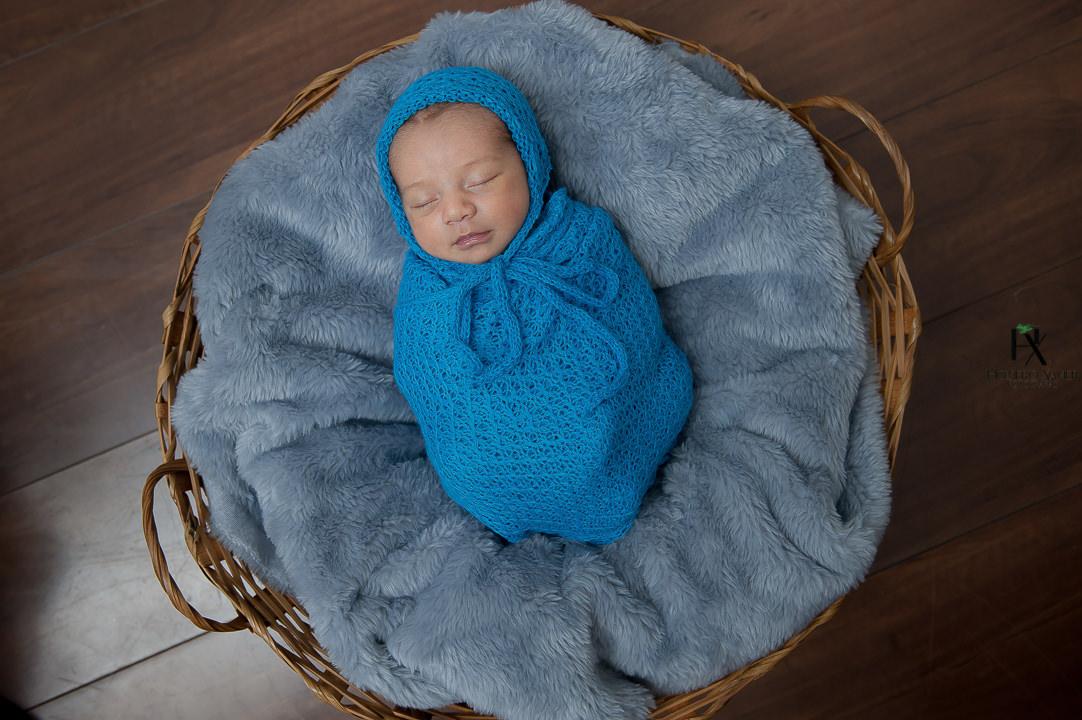 Rhavi 18 dias Newborn