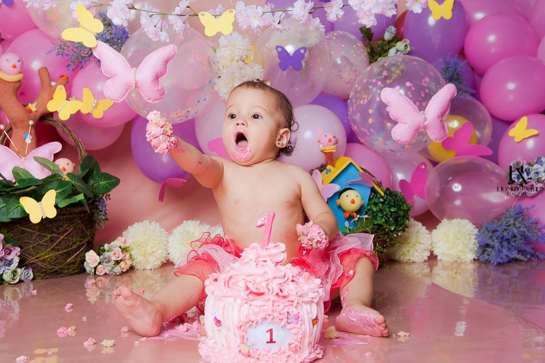 Amanda | Smash the Cake