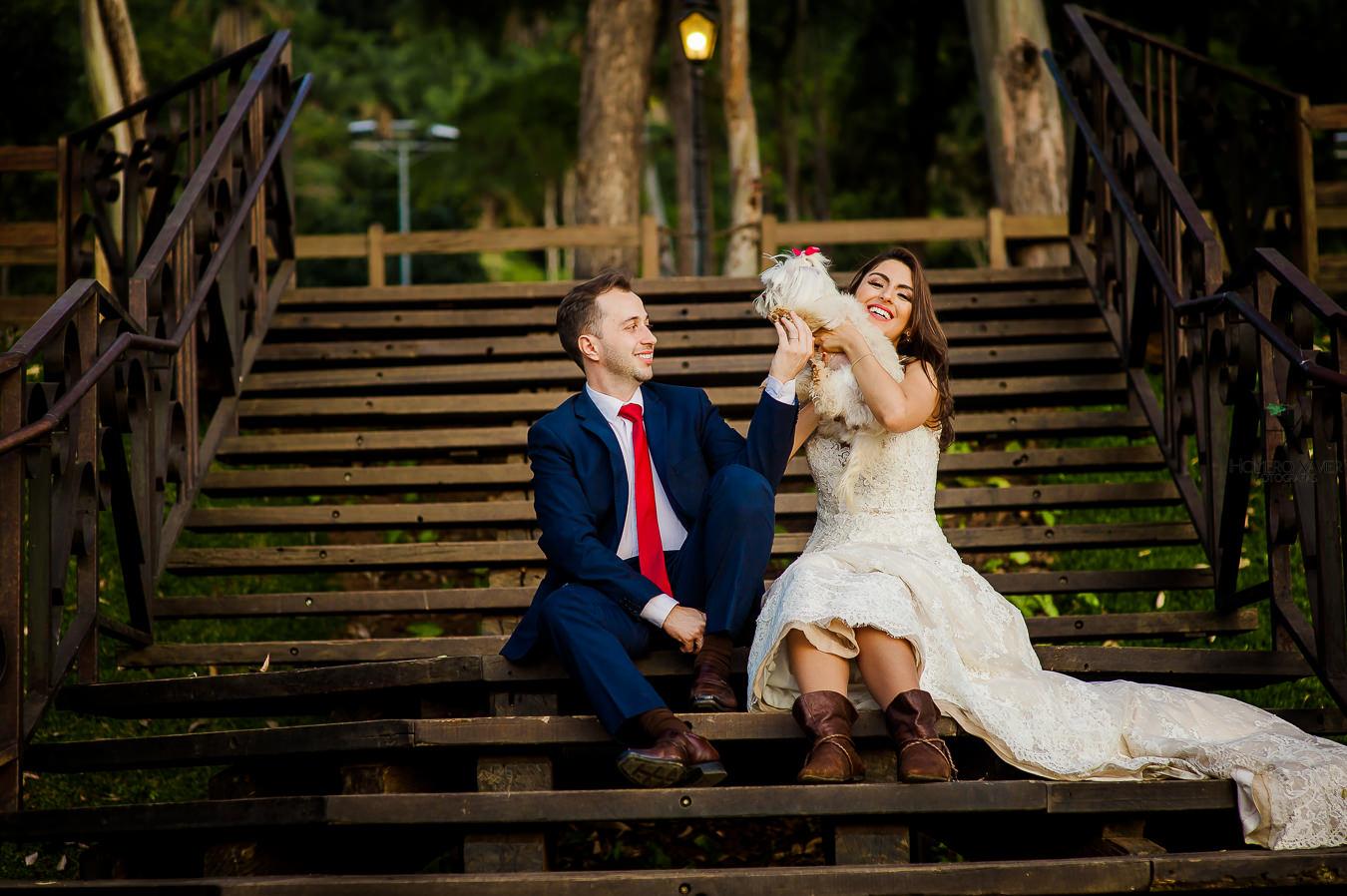 fotografia externa casamento Fazenda Arraial Velho em BH
