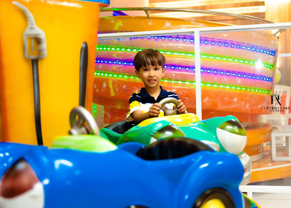 Victor Soares 4 anos