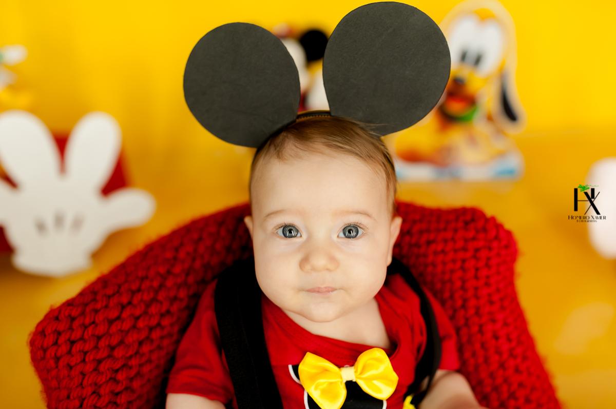 Cenário Turma do Mickey