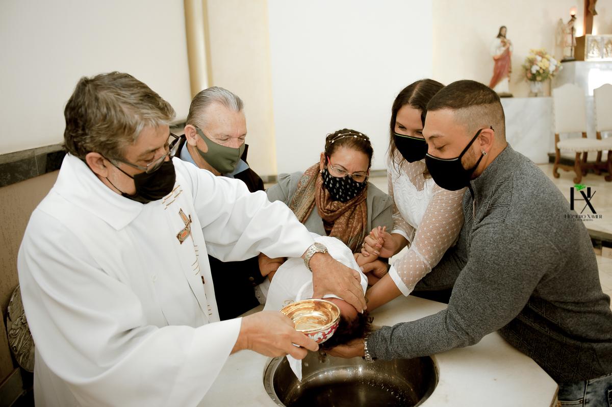 fotografia de batizado em BH